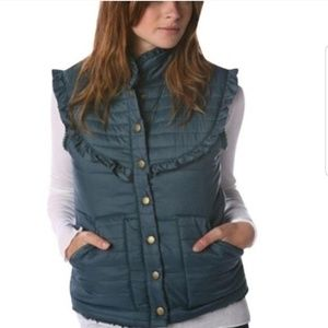 Free People quilted vest GH